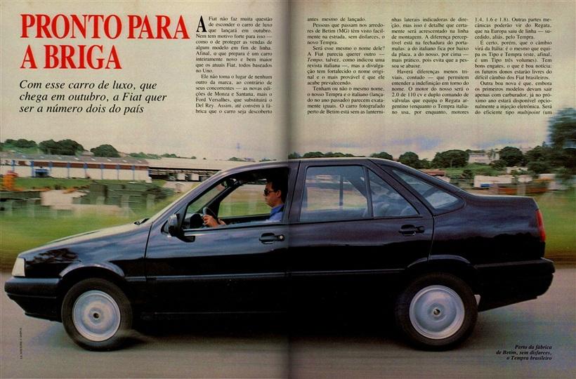 Os 40 anos da Fiat no Brasil