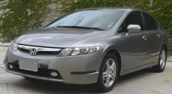 Delightful Honda Civic EXS 2007