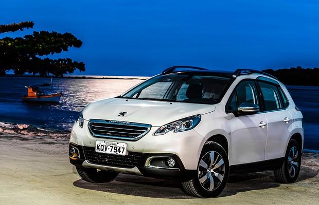 Peugeot 2008 versão THP