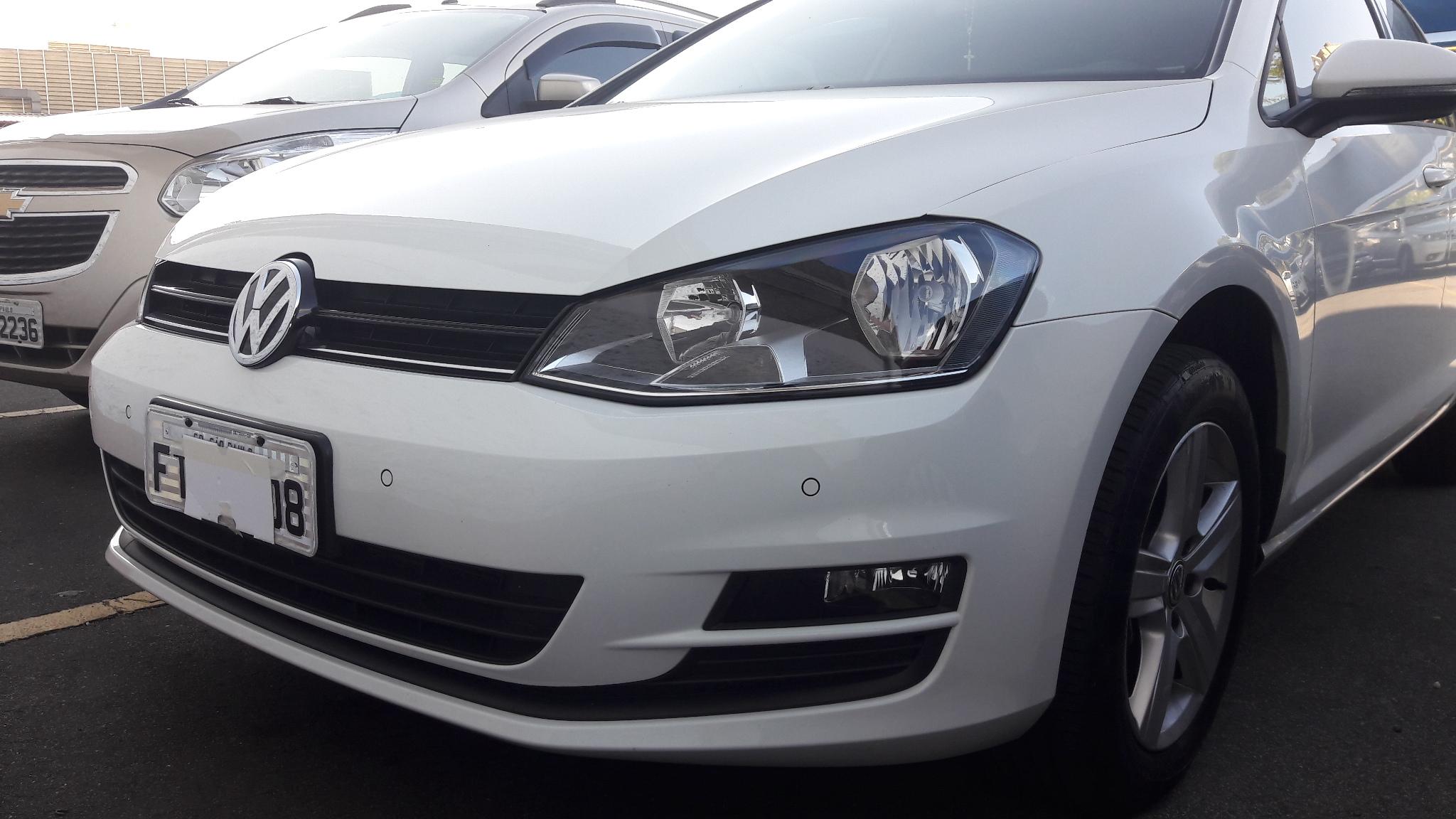 À VENDA: VW Golf alemão 2014/2015