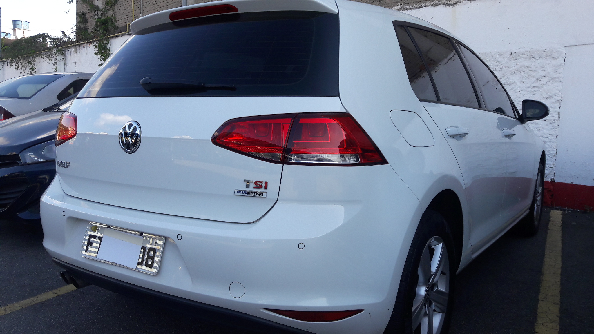 À VENDA: VW Golf alemão 2014/2015