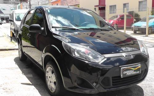 Fiesta 1.6 2012