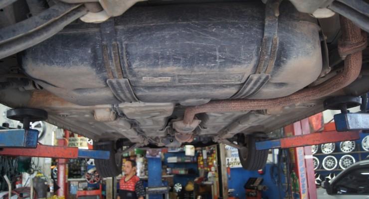 A importância de revisão de carros