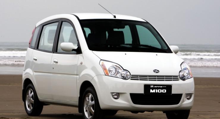 Carro chinês Effa M100