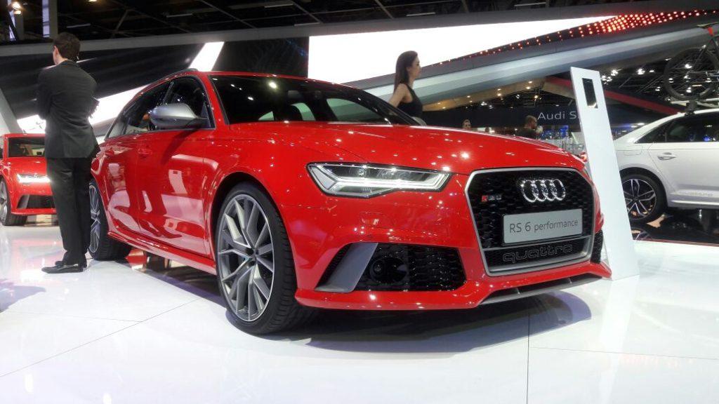 A identidade visual da Audi é tão forte