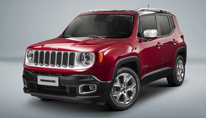 O Renegade impulsionou a marca Jeep