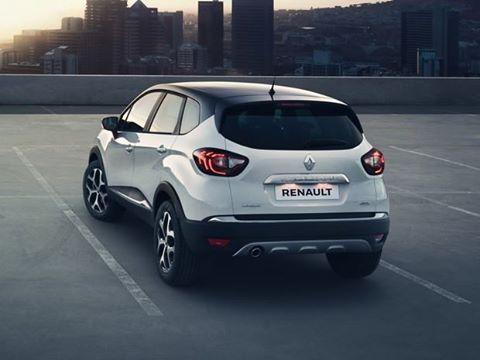 A Renault vai apostar no segmento dos SUVs, com o Captur