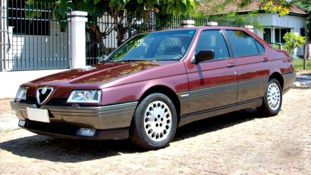 Alfa Romeo 164 12v